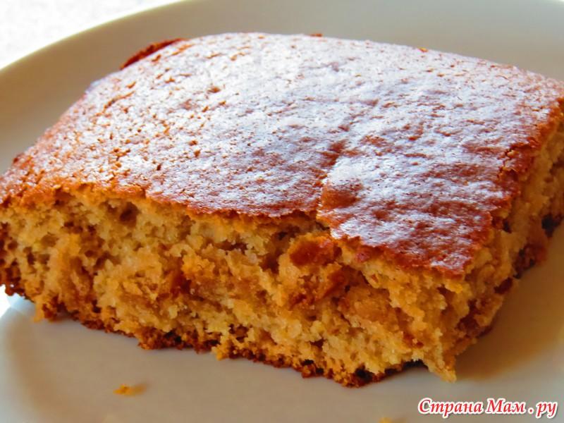 пирог с абрикосовым вареньем рецепт пошагово