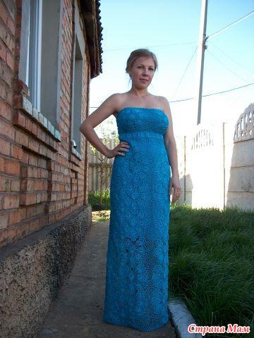 """Платье """"Невеста"""" от Виктории Драчук"""