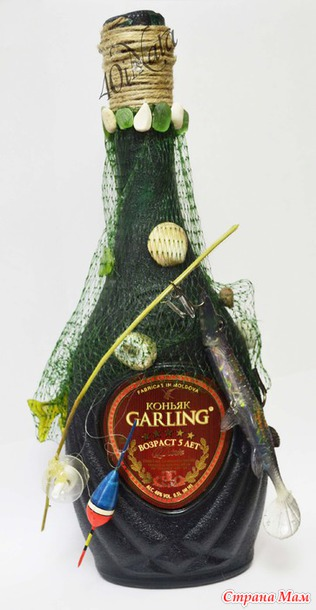 Оригинальный подарок рыбаку на день рождения