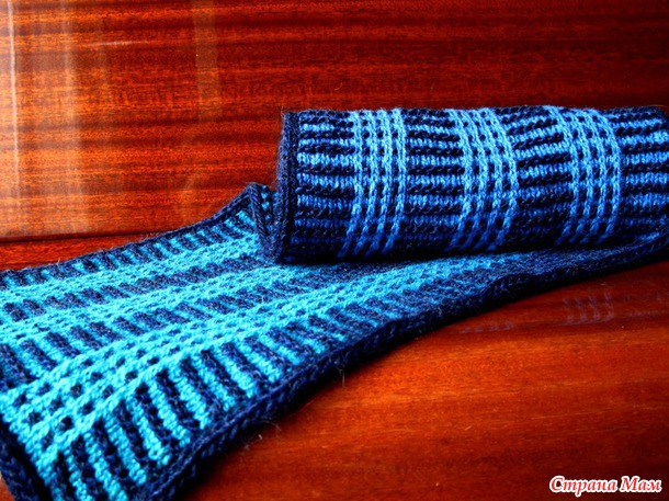 Просто шарф