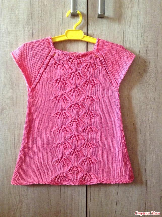 """针织:""""女孩的衣服"""" - maomao - 我随心动"""