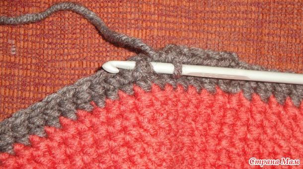 Вязание крючком в раскол фото 25
