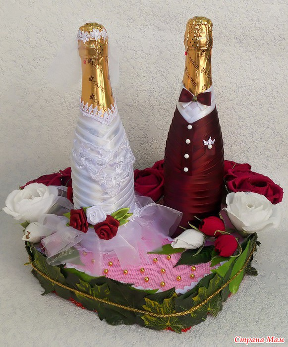 Рубиновая свадьба подарок родителям 21