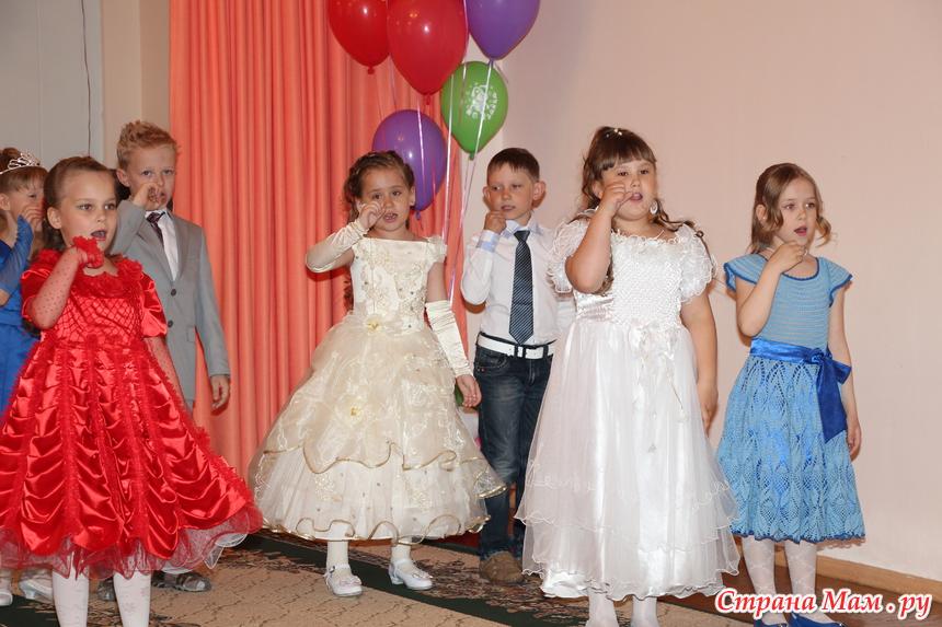 Модные Платья На Выпускной В Детский Сад