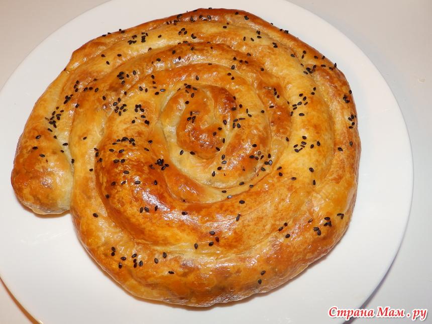 Борек рецепты турецкий