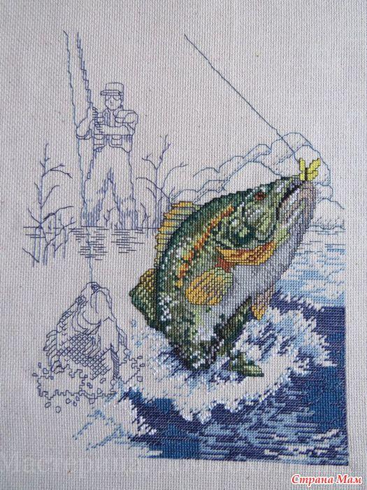 *Рыбалка