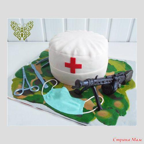 Поздравления военного медицинского работника