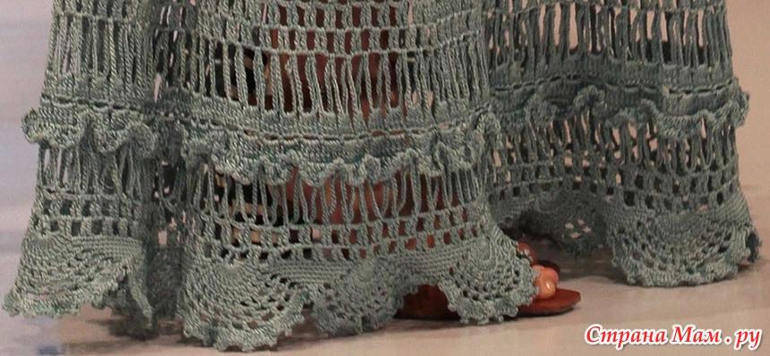 Платье мануэла со схемой