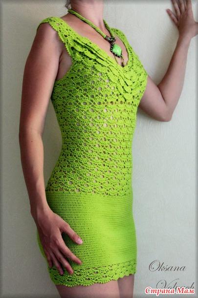Irish crochet : Авторские купальники Ольги Лейс. 26 фото. Без схем