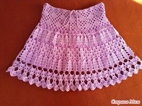 """Он-лайн """"Сиреневая юбка"""""""