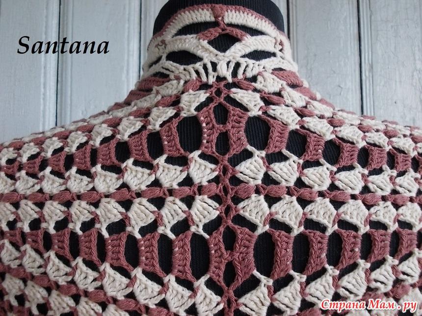 """钩针:""""背心和裙子"""" - maomao - 我随心动"""