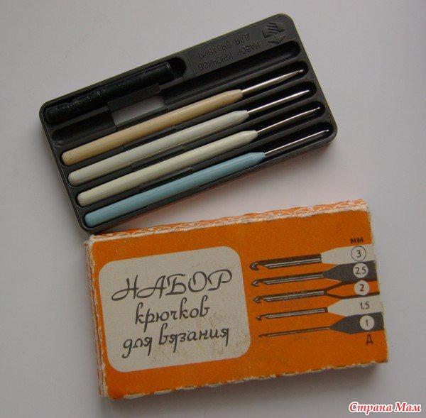 Крючки для вязания в минске 210
