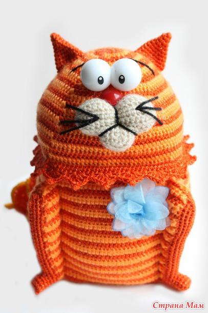 Кот или кошка? Как по мне, так коты )))