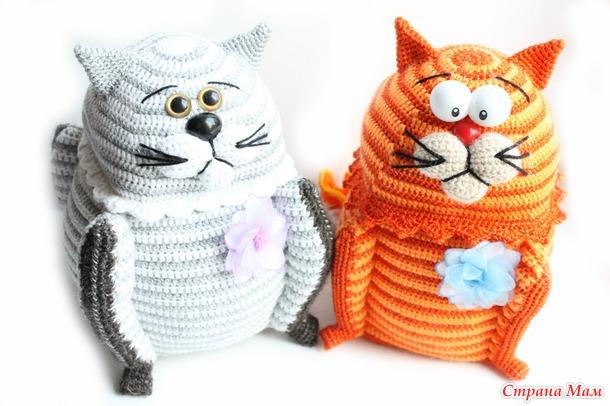 Онлайн по котам