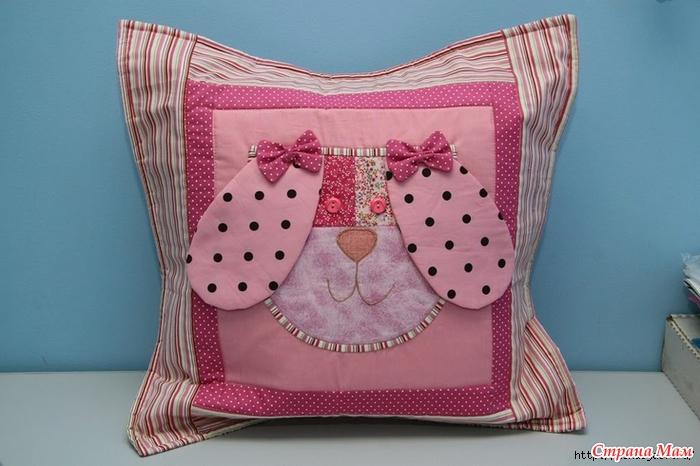 Красивые подушки  для детей