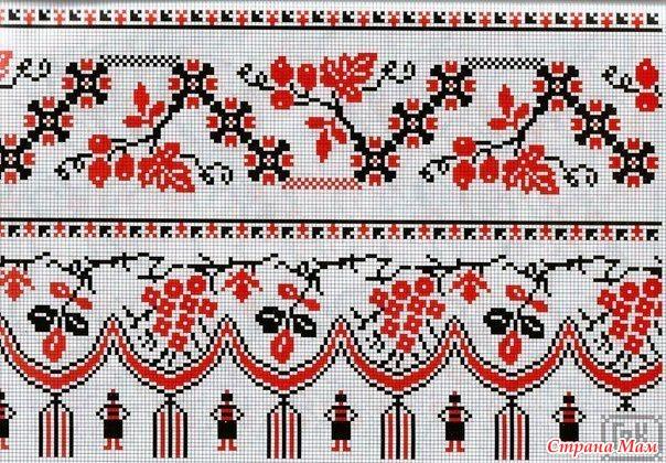 Украинские черно-красные