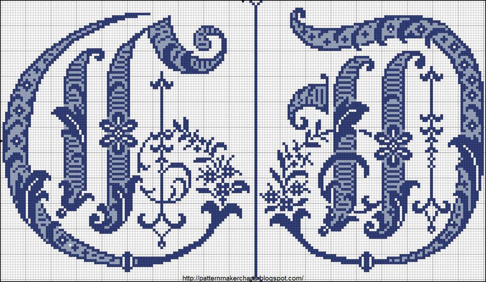 Готический латинский шрифт
