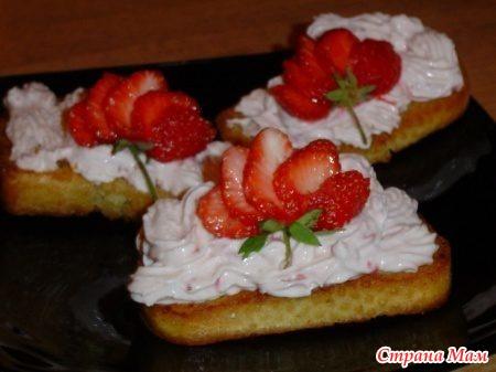 Десерты пошаговые рецепты фото
