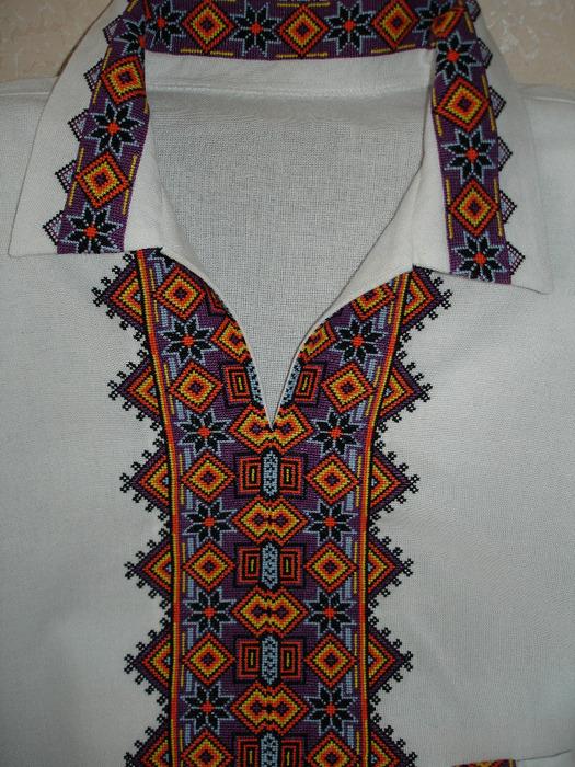 украинских вышиванок