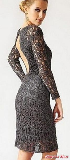 Метки: Платье с открытой