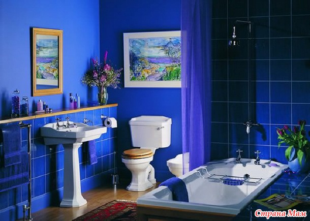 Master bathroom paint colors