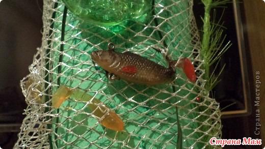 Поделки из рыбацкой сети 38