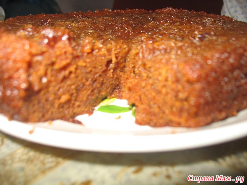 Пирог с вареньем в мультиварке рецепты с фото на скорую