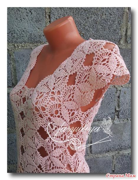 """Платье """"Цветок персика"""""""