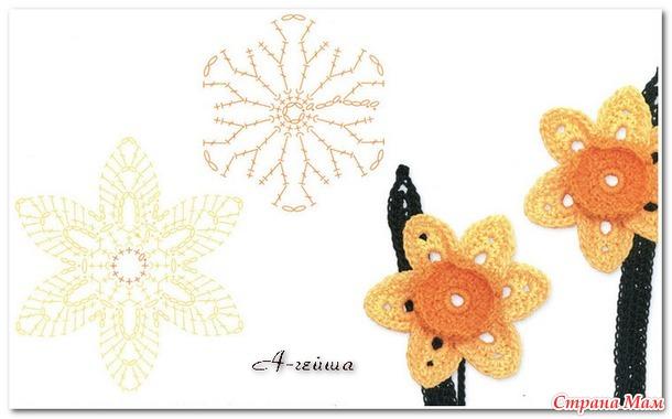 Gancho de Flores