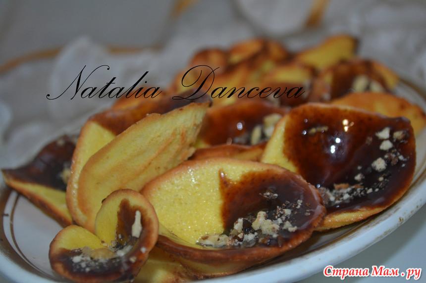 Рецепт кекса с грецкими орехами