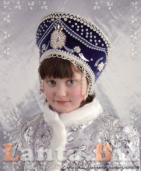 Простые и Как сделать корону снегурочки своими