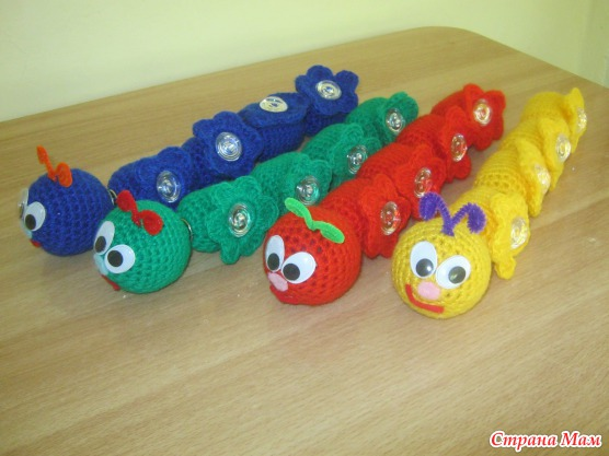 Детский сад игрушки своими руками