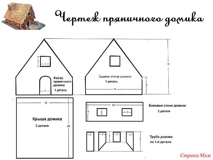 Домик для детей инструкция