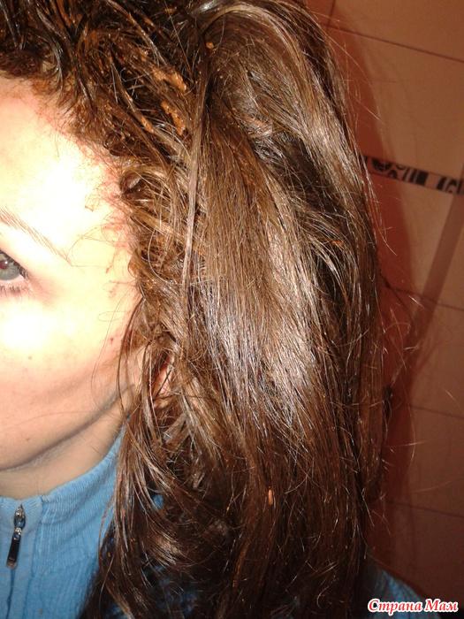Запах волос