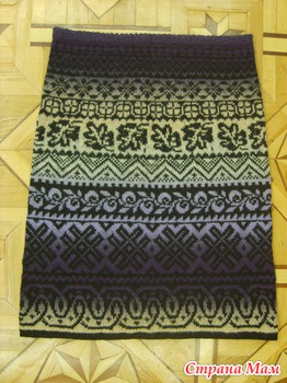Перуанские юбки