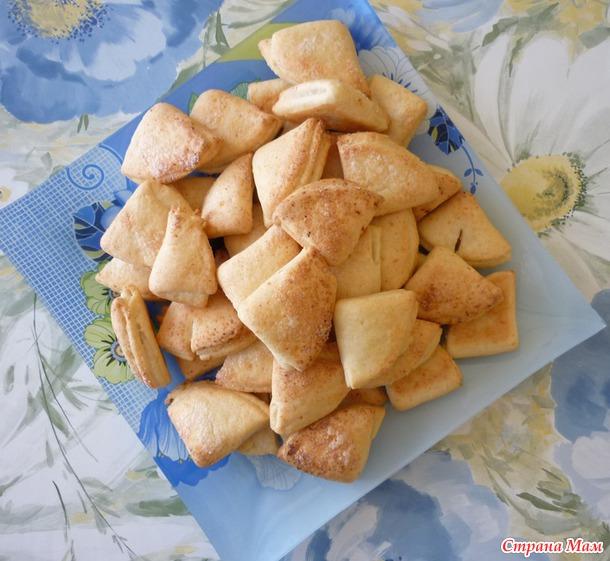 Печенье на маргарине мягкое рецепт 174