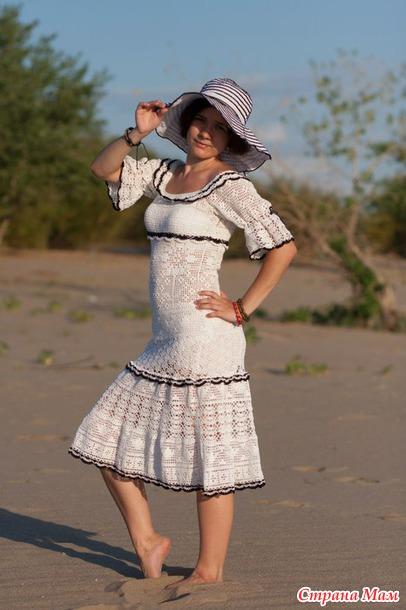 длина платья на 4 года