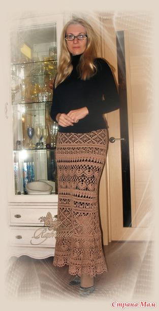 *Юбка по мотивам знаменитого костюма от Dolce&Gabbana