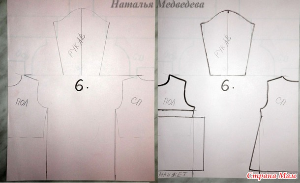 Начинаем моделировать платья для девочек.