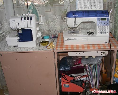 тумба под швейную машинку brtf