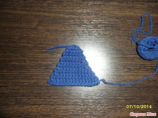 Схема вязания носков акул 525