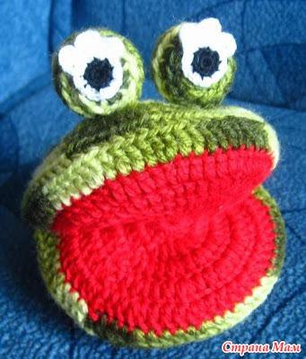 Игольница-лягушка