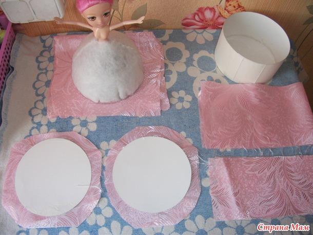 Как сделать свою куклу похожую на себя