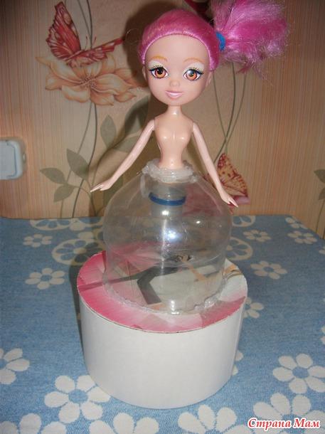 Как в домашних условиях сделать куклу шкатулку 760