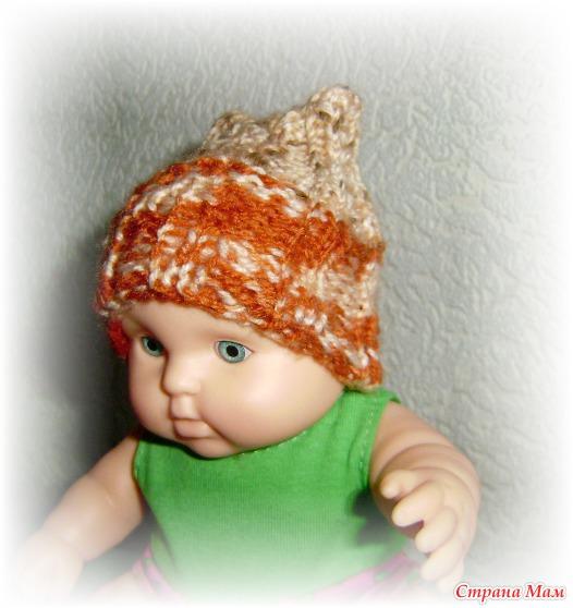 Вязание спицами страна мам шапки 176
