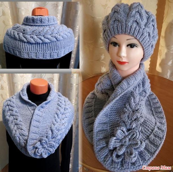 вязание для женщин шапки шляпки записи в рубрике вязание для