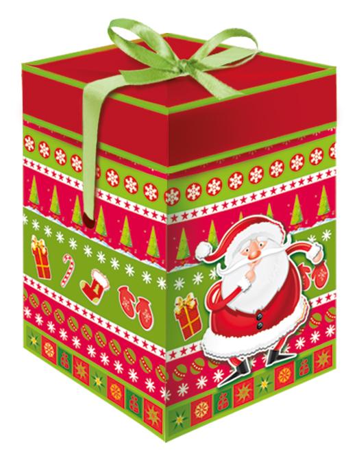 Новогодние подарки коробочки 70