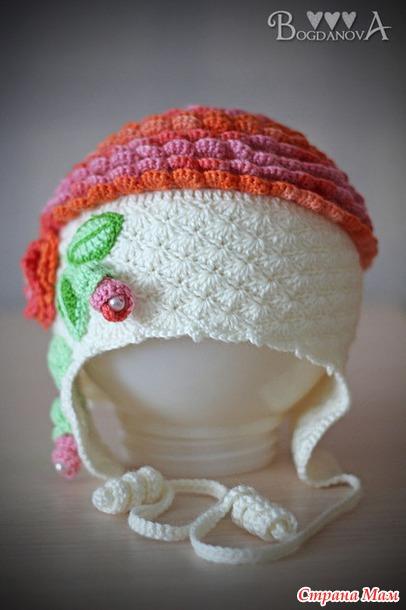 Мастер класс кристины богдановой по вязанию шапочек