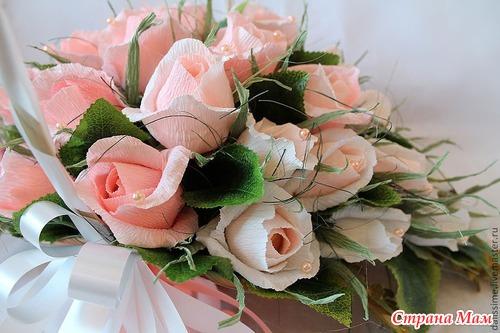 Букет из конфет роз своими руками - Etk-Krd.Ru