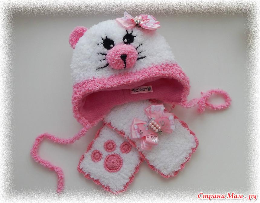 Розовая киска девочки фото 689-672